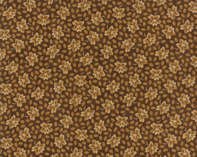 Heritage, collections for a cause 10th Anniversary, Brown 46005 16 by Howard Marcus for Moda Fabrics