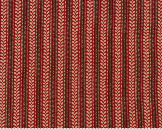 La Vie En Rouge Rouge 13828 11 by French General for Moda Fabrics