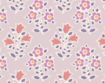Tiny Farm Farm Flowers Lavender TIL110012-V11...a Tilda Collection designed by Tone Finnanger