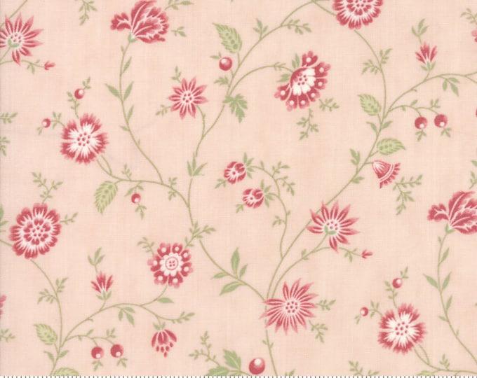 Porcelain Blossom 44193 15 by 3 Sisters for moda fabrics