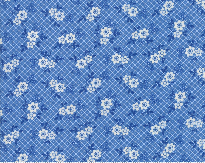 30s Playtime 2018 Bluebell 33356 17 by Chloe's Closet for Moda Fabrics