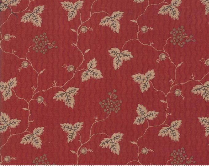 Shelbyville Brick Red 38070 14 by Jo Morton for Moda Fabrics