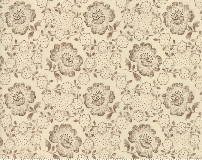 Jos Shirtings Parchment 38040 12 by Jo Morton for moda fabrics