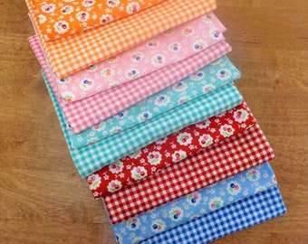 Badda Bing...10 fat quarter bundle...by Me and My Sister Designs for Moda Fabrics...exclusive grouping