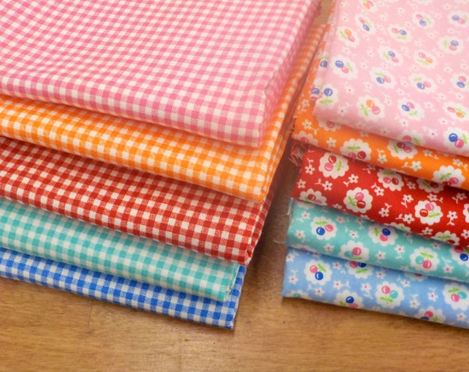 Badda Bing...10---1/2 yard bundle...by Me and My Sister Designs for Moda Fabrics...exclusive grouping
