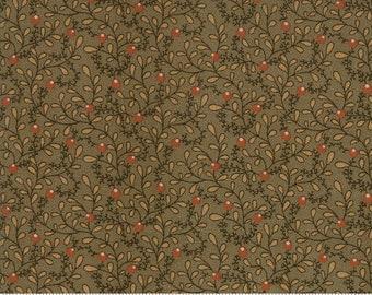 Spice It Up Olive Green 38050 13 by Jo Morton for Moda Fabrics