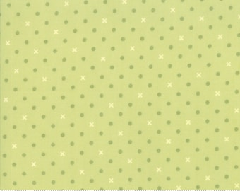 Bramble Cottage 18695-14 Willow by Brenda Riddle Designs for Moda Fabrics