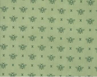 Garden Variety Grass 5073 14 by Lella Boutique for Moda Fabrics