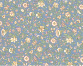 Trés Jolie Lawns Woad 13876 18LW by French General for Moda Fabrics