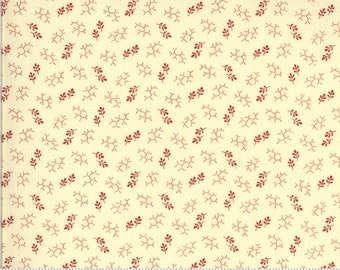 Elinores Endeavor Ironstone Primrose 31614 12 fabric designed by Betsy Chutchian for Moda Fabrics