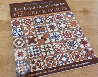 The Loyal Union Sampler from Elm Creek Quilts by Jennifer Chiaverini