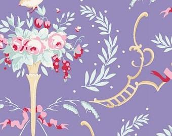 Old Rose Birdsong Blue TIL100215-V11...a Tilda Collection designed by Tone Finnanger
