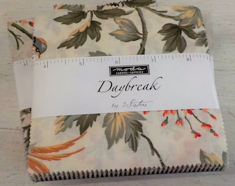 Daybreak charm pack by 3 Sisters for Moda Fabrics