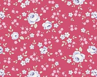 Old Rose Eliza Raspberry TIL100204-V11...a Tilda Collection designed by Tone Finnanger