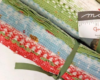 Good Tidings Layer Cake by Brenda Riddle for moda fabrics