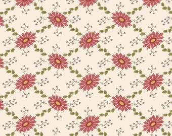County Clare Cream Shannon 0689-0125...designed by Karen Styles of Somerset Patchwork for Marcus Fabrics