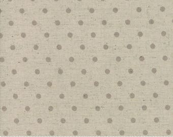 Homegrown Linens Putty Linen 32910 63L Moda Mochi by Deb Strain for Moda Fabrics