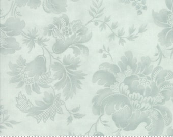 Rue 1800 44221-13 Robin's Egg tonal by 3 Sisters for Moda Fabrics