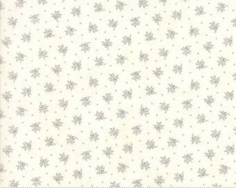 Memoirs Porcelain 44217 11 by 3 Sisters for Moda Fabrics