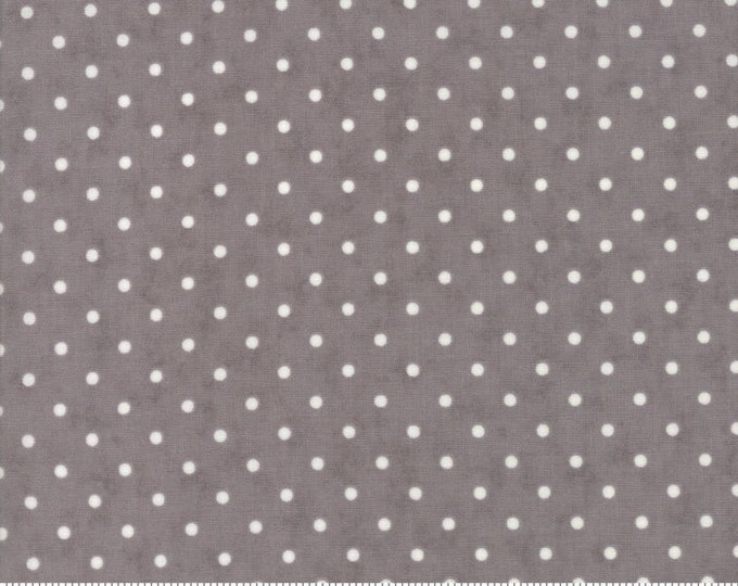 Poetry Collection Prints ROT Charcoal 44137 12C by 3 Sisters for moda fabrics