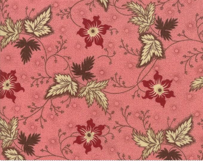 Harriet's Handwork 1820-1840 Sweet Pink 31570 14 by Betsy Chutchian for Moda Fabrics