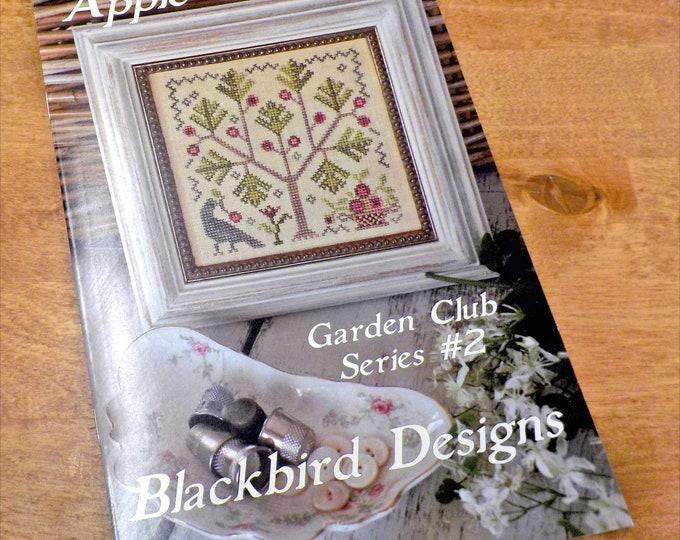 Apple Orchard, Garden Club Series #2, by Blackbird Designs...cross-stitch design