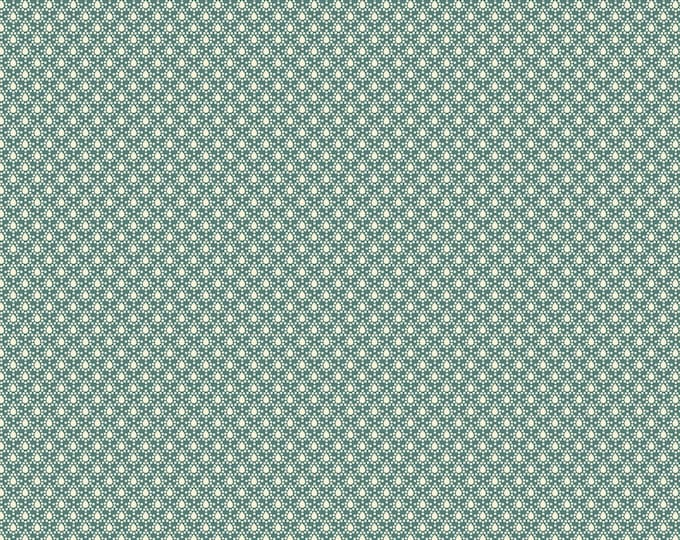 County Clare Teal Inch 0688-0120...designed by Karen Styles of Somerset Patchwork for Marcus Fabrics