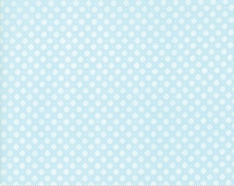 Finnegan 18684-16 Sky by Brenda Riddle Designs for Moda Fabrics