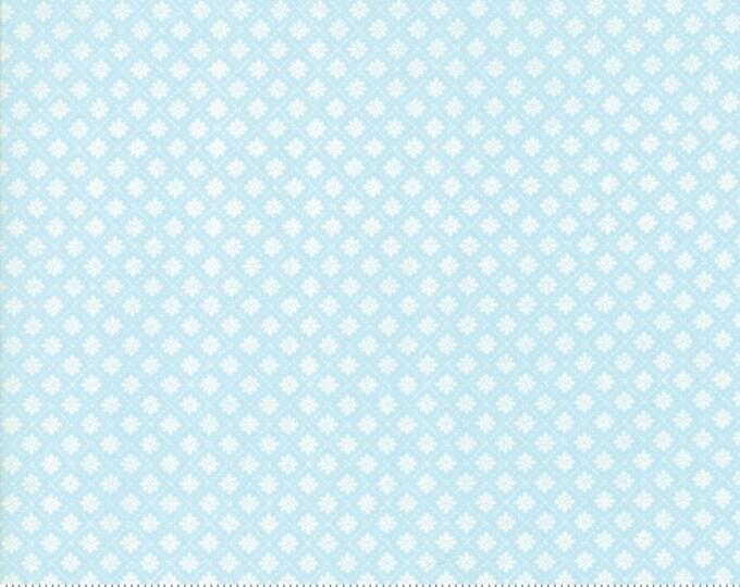 Finnegan 18684-16 Sky by Brenda Riddle Designs for Moda Fabrics