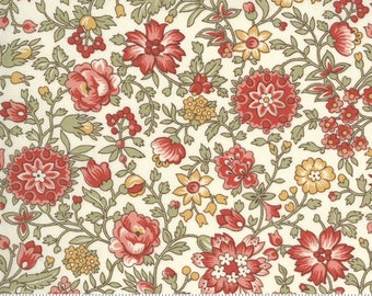 Jardin De Fleurs Pearl 13894 20 by French General for Moda Fabrics