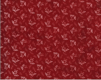 American Gathering Red 49122 13 by Primitive Gatherings for moda fabrics