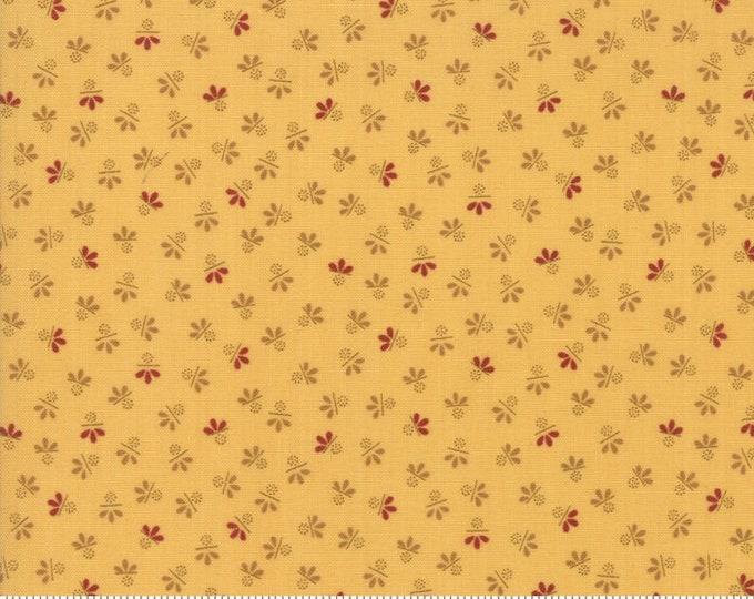 Susannas Scraps 1830-1875 Buttercup 31587 15 by Betsy Chutchian for Moda Fabrics