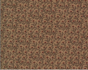 Yesterday Tan Brown 38103 25...designed by Jo Morton for Moda Fabrics