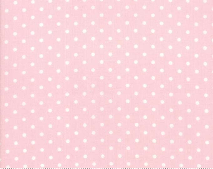 Amberley 18675 17 peony dot by Brenda Riddle Designs for Moda Fabrics