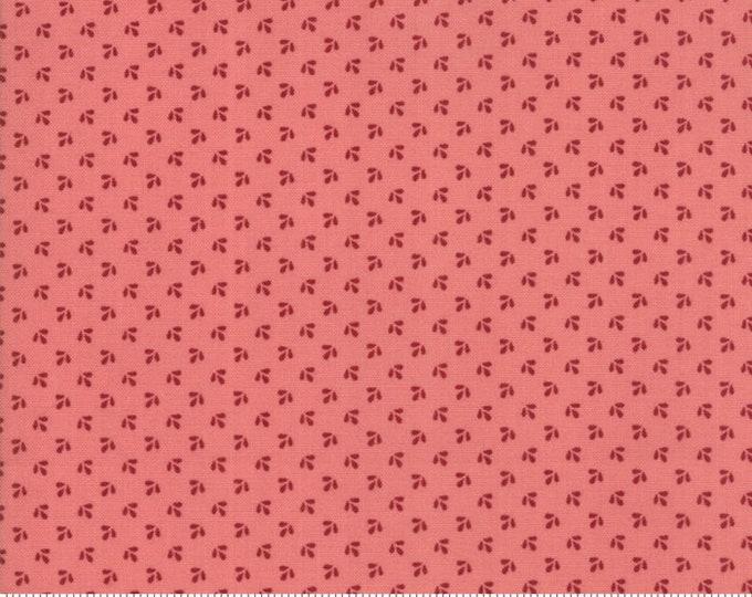 Harriet's Handwork 1820-1840 Sweet Pink 31574 18 by Betsy Chutchian for Moda Fabrics