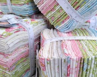 Bramble Cottage fat quarter bundle by Brenda Riddle Designs for Moda Fabrics...28 fat quarters
