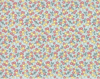 Trés Jolie Lawns Sea Mist 13875 15LW by French General for Moda Fabrics