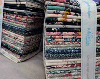 The Winterbourne Collection by Liberty fabrics for Riley Blake Designs...33--fat quarters