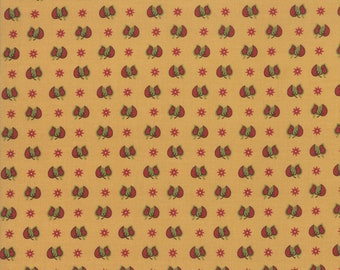 Glad Tidings Gold 38098 14 by Jo Morton for Moda Fabrics