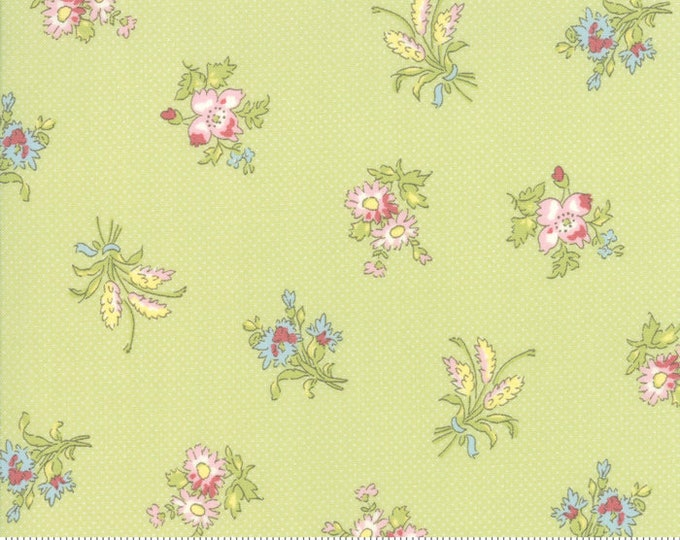 Bramble Cottage 18691-14 Willow by Brenda Riddle Designs for Moda Fabrics