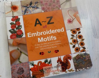 A~Z of Embroidered Motifs by Search Press Classics