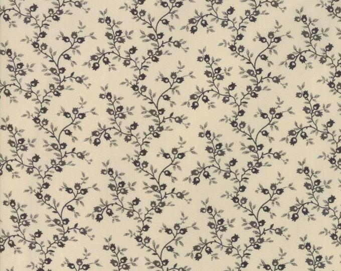 Jo's Shirtings Latte Charcoal 38044 21 by Jo Morton for moda fabrics