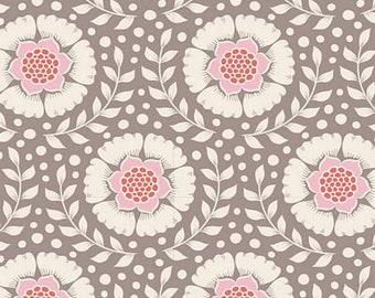 Maple Farm Wheatflower Umber TIL100269-V11...a Tilda Collection designed by Tone Finnanger