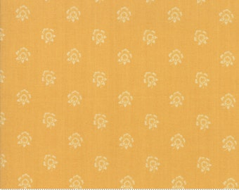 Susannas Scraps 1830-1875 Buttercup 31585 18 by Betsy Chutchian for Moda Fabrics
