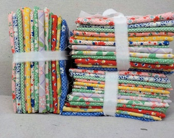 30's Playtime 2018...13 fat quarter bundle...exclusive bundle