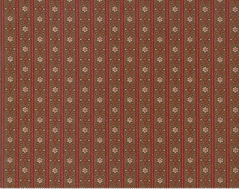 Hickory Road Medium Brown 38065 14 by Jo Morton for Moda Fabrics