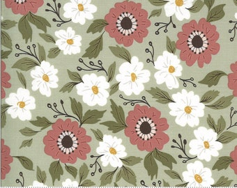 Folktale Forest Path Sage 5120 14 by Lella Boutique for Moda Fabrics