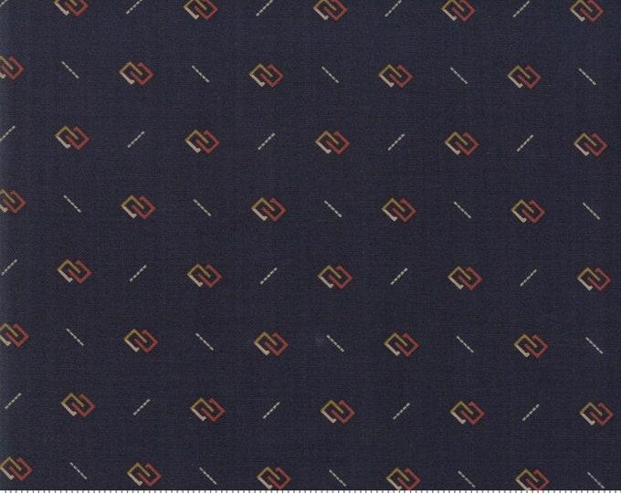 Shelbyville Indigo 38071 16 by Jo Morton for Moda Fabrics