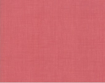 Trés Jolie Lawns Faded Red 13529 19LW by French General for Moda Fabrics