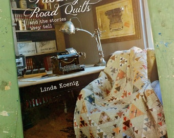 Ratsburg Road Quilts and the stories they tell by Linda Koenig for Quiltmania